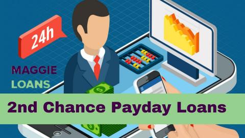 2nd Chance Payday Loan Direct Lender