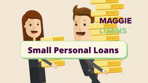 Small Personal Loans